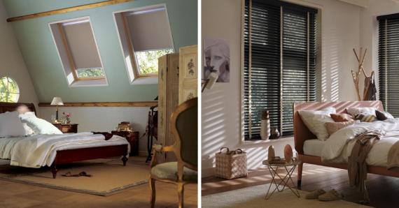 Ako zatieniť spálňu pre kvalitný spánok?